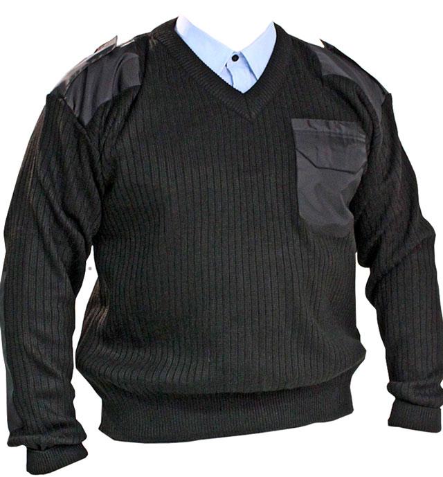 свитер Охранника