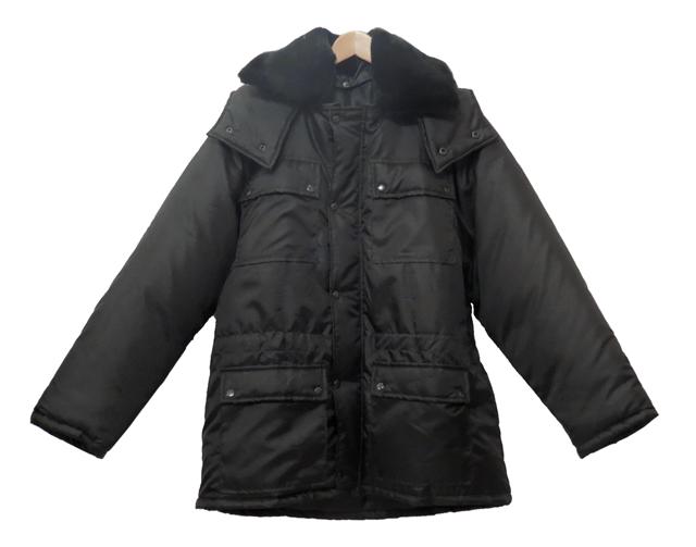 Куртка Охранник зимняя мод. №2 удлиненная